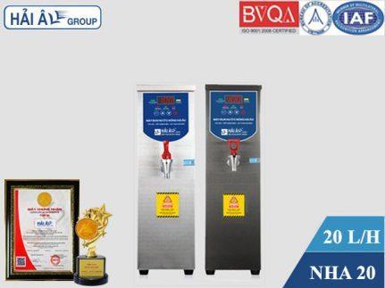máy đun nước nóng NHA 20
