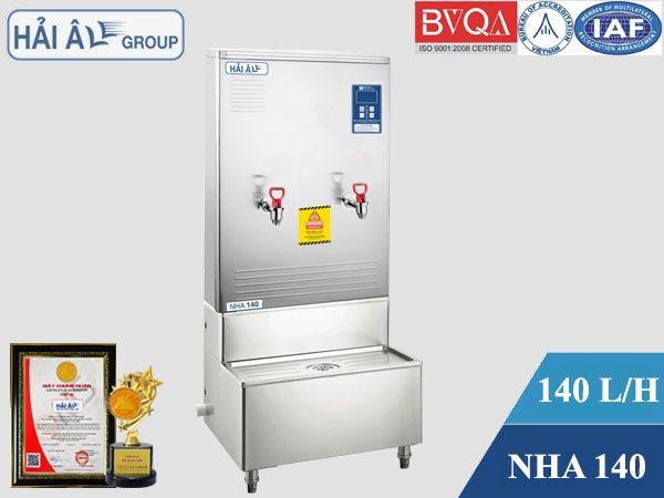 máy đun nước nóng hải âu NHA 140
