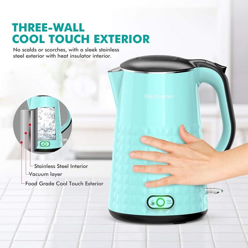 Nên dùng Máy đun nước nóng, Ấm siêu tốc hay Cây nước nóng lạnh?