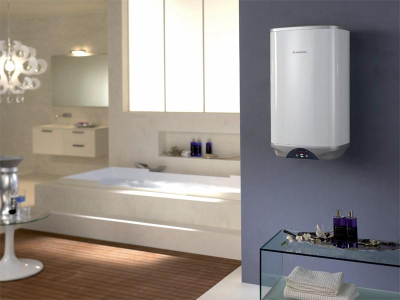 Bình nóng lạnh dung tích lớn của Ariston đáp ứng được nhiều nhu cầu sử dụng nước nóng.