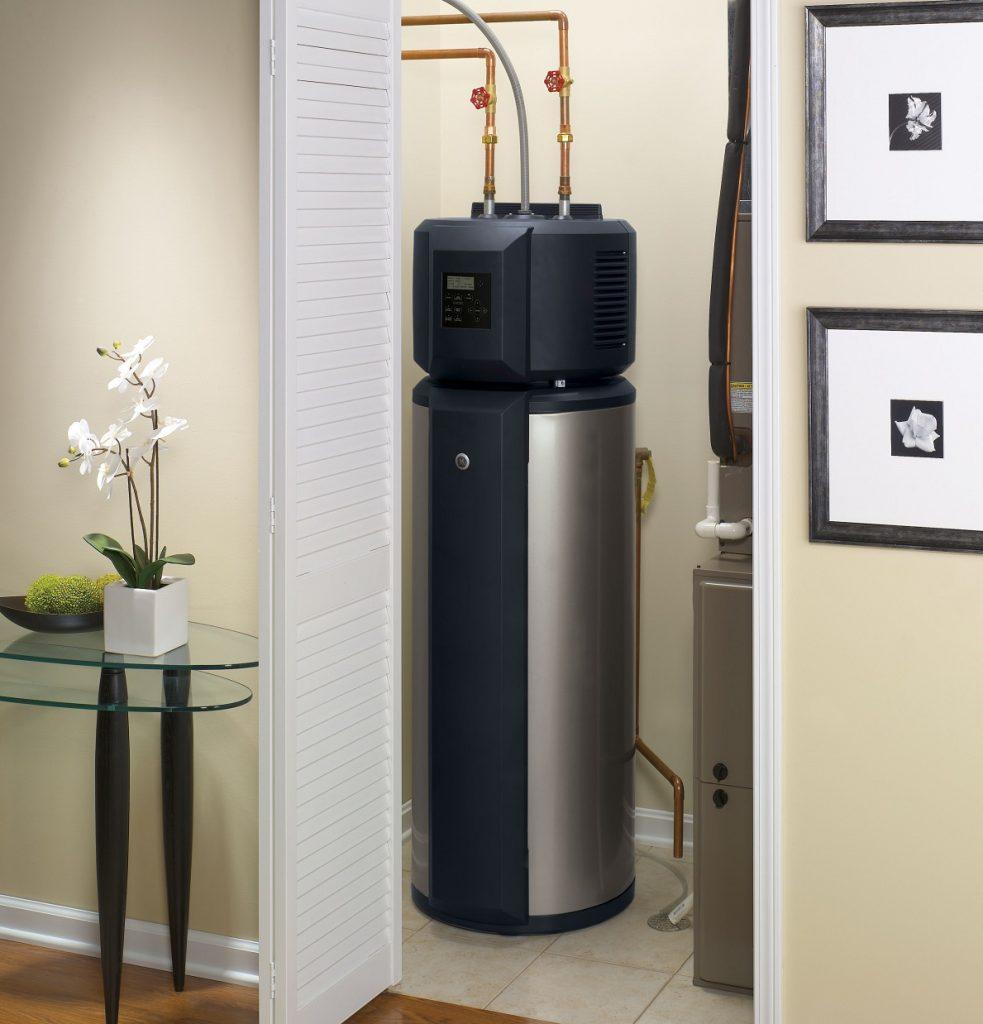 Máy đun nước nóng Hybrid cung cấp nước nóng liên tục cho cả ngôi nhà với chi phí năng lượng thấp hơn các loại máy nước nóng thông thường.