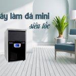 Rinh ngay mẫu máy làm đá mini siêu tốc mới nhất của Hải Âu cho cửa hàng đồ uống
